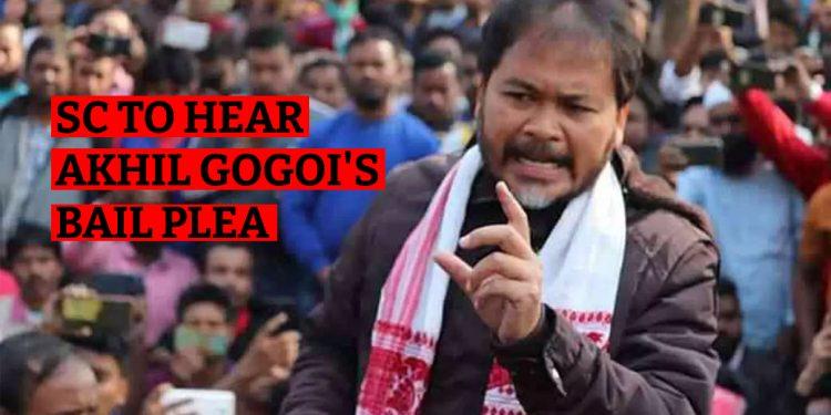 Supreme Court to hear peasant leader Akhil Gogoi's bail plea on February 11 1