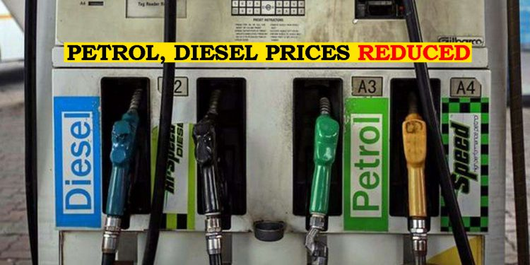 Meghalaya Government reduces prices of petrol, diesel by 2 rupees 1