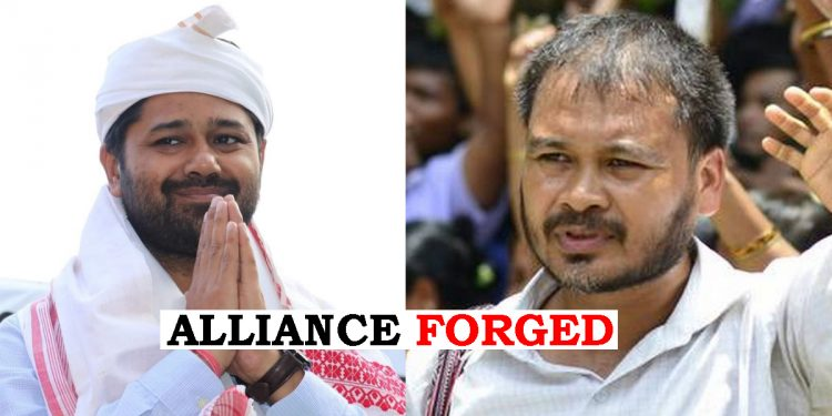 Assam: AJP, Rajor Dal forge alliance for upcoming Assembly Elections 1