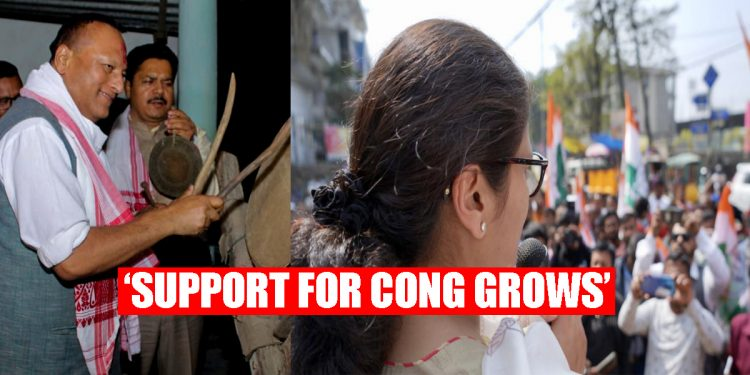 Assam Assembly Elections: Congress intensifies campaigning, reaches out to people in nook and corner of State 1