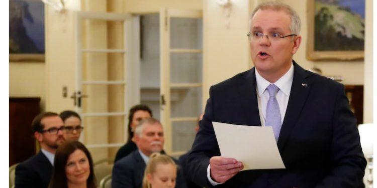 Woman raped in parliament, Australian PM apologises 1