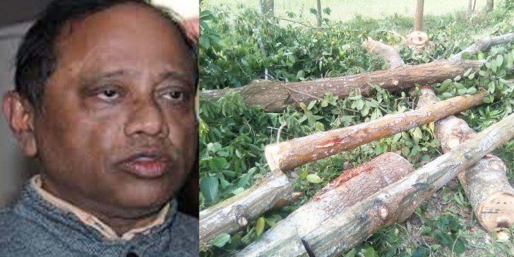 Assam Forest Minister