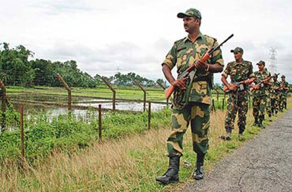 BSF gets increased powers in Assam & two other states 1