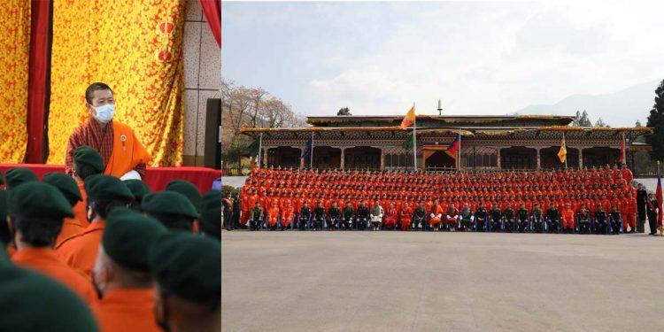 Bhutan PM Lotay Tshering