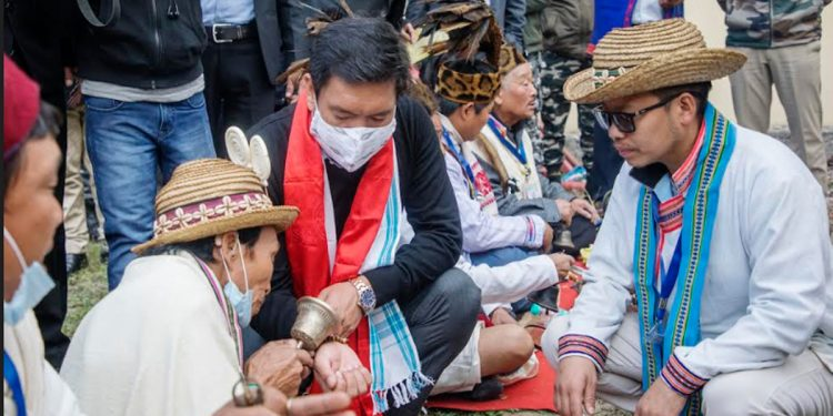 Arunachal Pradesh Government committed to preservation of State's indigenous culture, languages: CM Pema Khandu 1