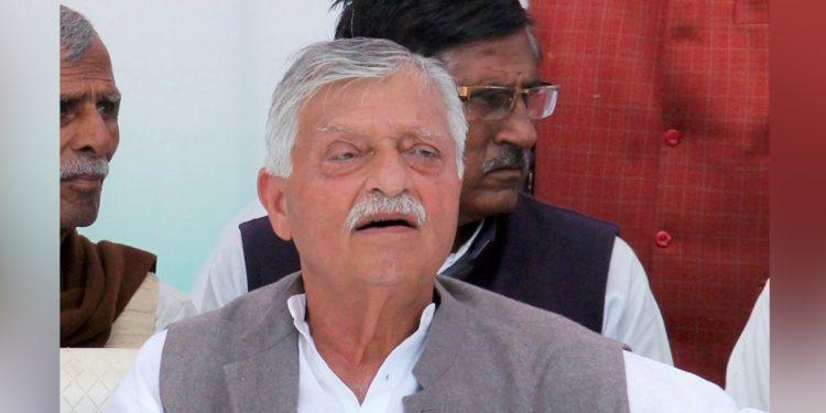 Captain Satish Sharma