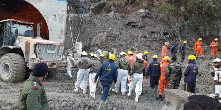 Uttarakhand glacier burst: 14 dead, 170 still missing 1
