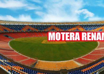 Shocker: Refurbished Motera Stadium renamed as Narendra Modi Stadium 2