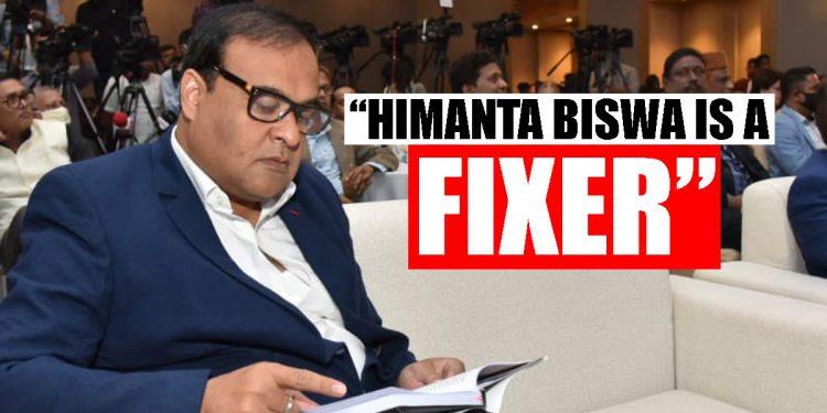 Himanta Biswa Sarma is a fixer, says Congress' Assam in-charge Jitendra Singh Alwar 1