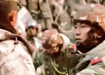 Union Minister Kiren Rijiju, Manipur CM Biren Singh hail Captain SM Rangnamei for displaying bravery during Galwan Valley clash 2