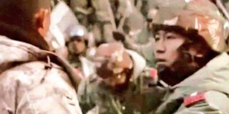 Union Minister Kiren Rijiju, Manipur CM Biren Singh hail Captain SM Rangnamei for displaying bravery during Galwan Valley clash 1