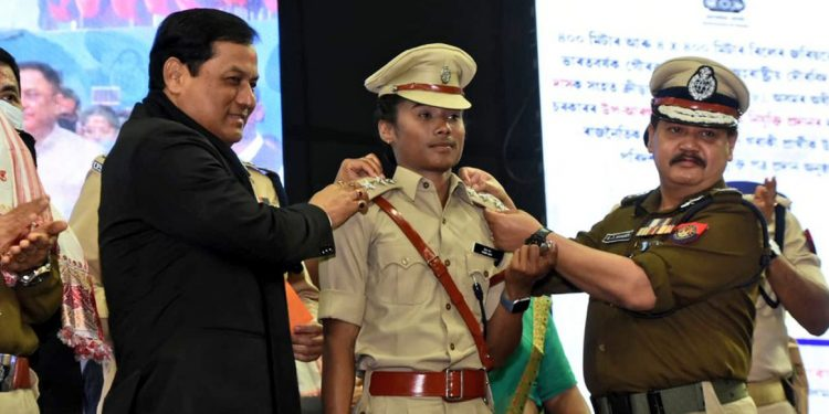 'Dhing Express' Hima Das formally appointed as DSP in Assam Police 1