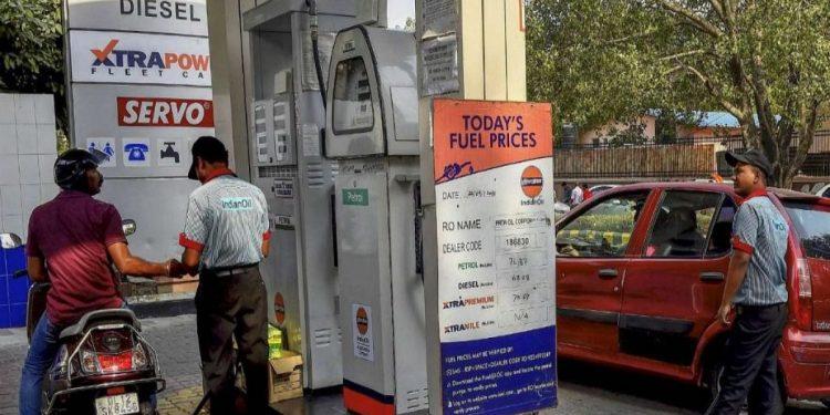 Meghalaya petrol prices
