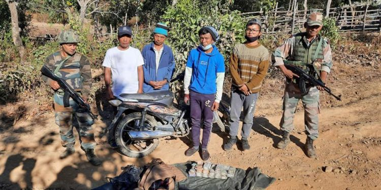 Mizoram: Assam Rifles troopers recover over Rs 16 lakh 'black money' in Champhai 1