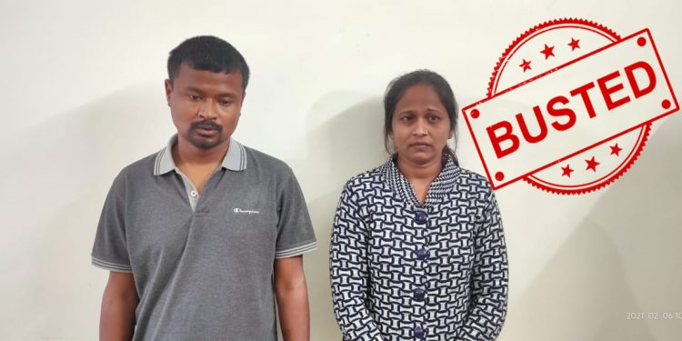 Assam: Prostitution racket busted in Jorhat, accused husband-wife duo arrested in Nagaland 1
