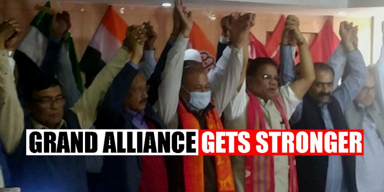 Assam Congress-led Grand Alliance expands: BPF formally joins 'Mahajot', Hagrama Mohilary slams Himanta Biswa Sarma 1