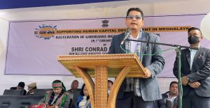 Meghalaya: CM Conrad Sangma inaugurates two new School buildings in South West Garo Hills 6