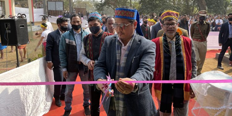 Meghalaya: CM Conrad Sangma inaugurates two new School buildings in South West Garo Hills 1