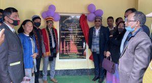 Meghalaya: CM Conrad Sangma inaugurates two new School buildings in South West Garo Hills 8