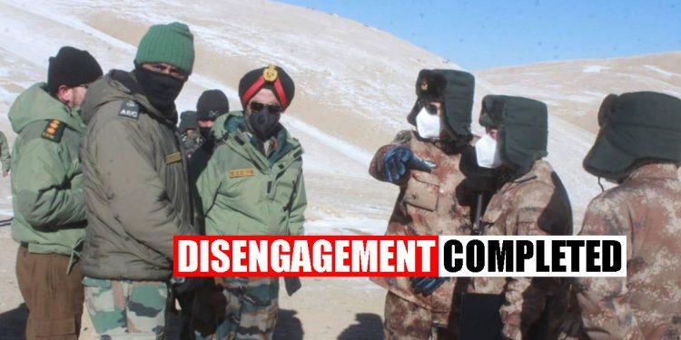 India-China disengagement process at Pangong over, military talks on Saturday 1