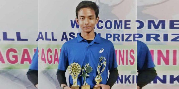 Sivasagar Open All Assam Prize Money Tennis Tournament
