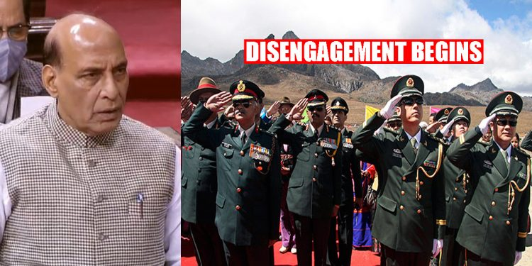 India, China agree for complete disengagement along LAC: Defence Minister Rajnath Singh 1