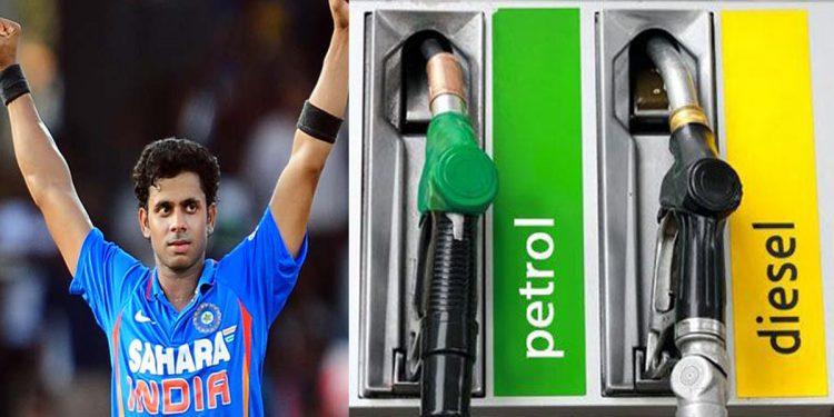 Cricketer Manoj Tiwary's satirical tweet on high prices of petrol and diesel goes viral 1