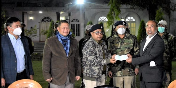 Manipur: 3 Kidnapped workers rescued from clutches of KNLA militants in Imphal East 1