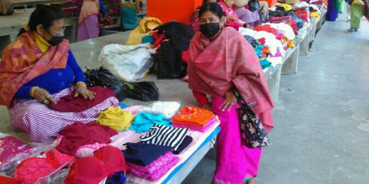 Manipur's all women market reopens after ten months 1