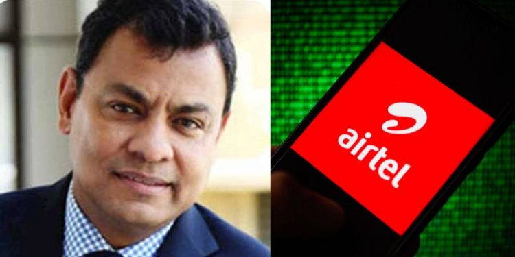 Neeraj Jha of Airtel