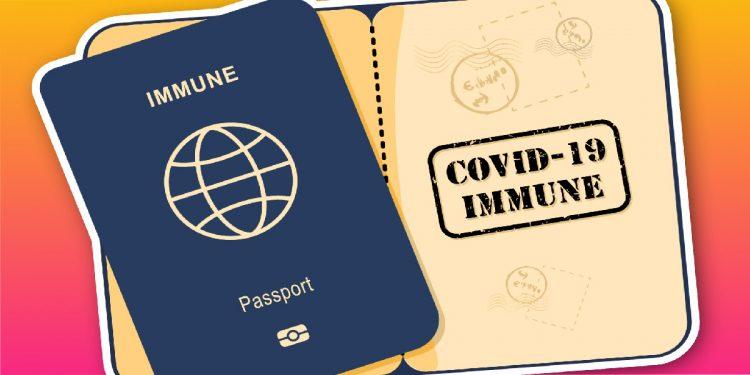 Post-pandemic: Vaccine Passport for safe international travel 1