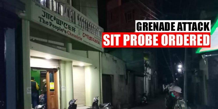 Manipur: SIT probe ordered into grenade attack on media house, informs CM Biren Singh 1