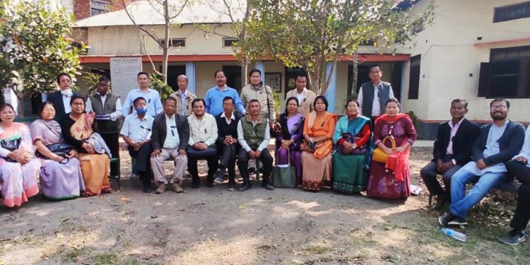 Manipur college teachers' protest enters 29th day 1