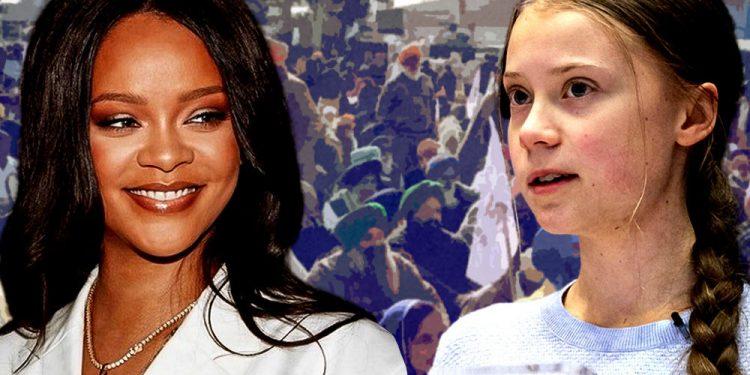 Pop star Rihanna, climate activist Greta Thunberg extend support to Delhi farmers protests 1