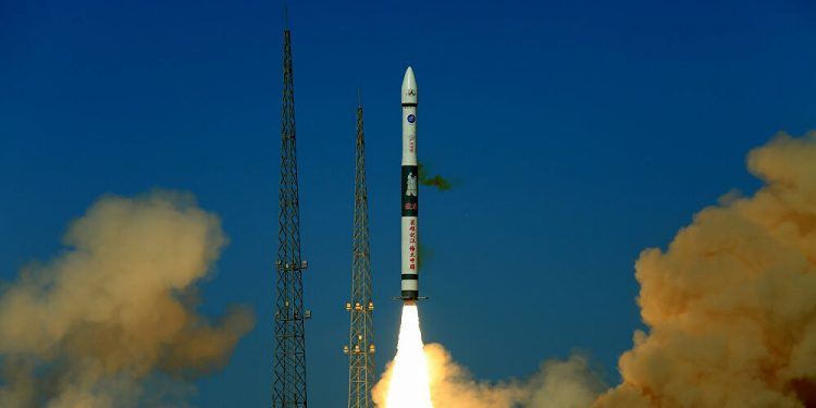 China's commercial carrier rocket launch fails 1