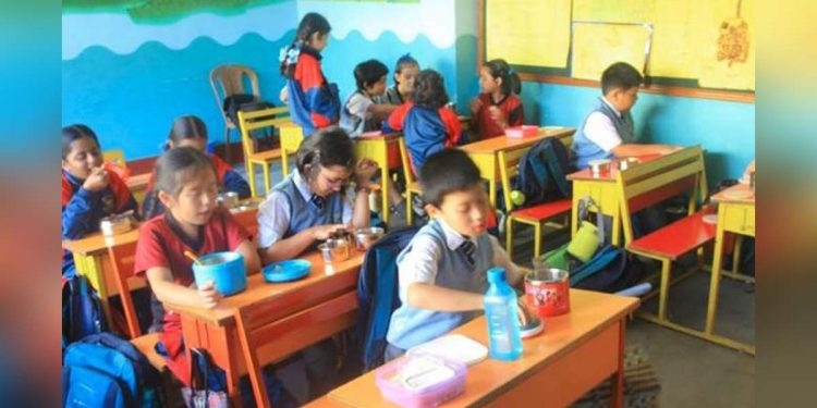 Sikkim school