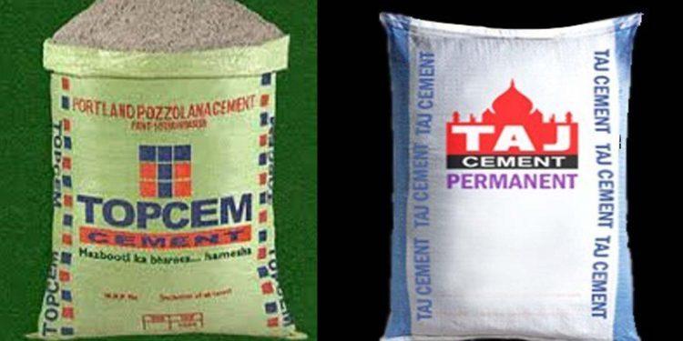 Taj Cement Topcem Cement