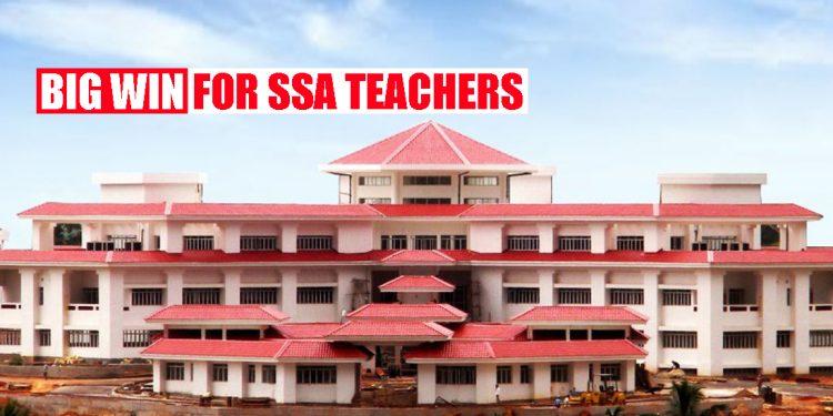 Regularise jobs of SSA teachers: Tripura High Court tells State Government 1