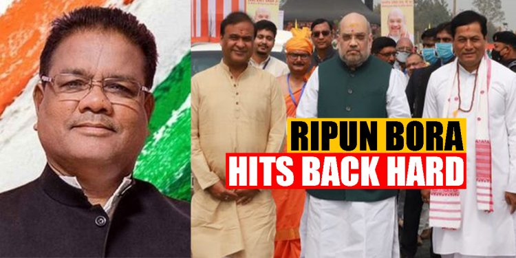 Ripun Bora hits back at Amit Shah, says 'Congress brought Assam out of conflict and militancy' 1