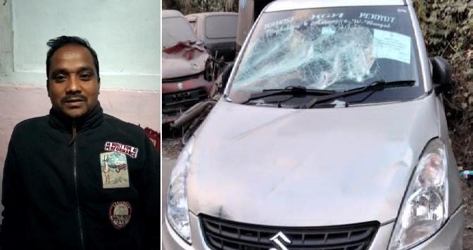 Taxi driver beaten up, vehicle damaged at Meghalaya toll plaza 1