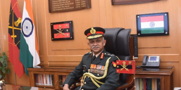 Lieutenant General CP Mohanty takes over charge as new Vice-Chief of Army 1