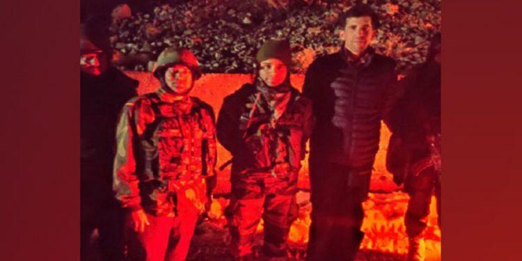 Indian Army rescues British ski enthusiast Lachlan Stewart 1