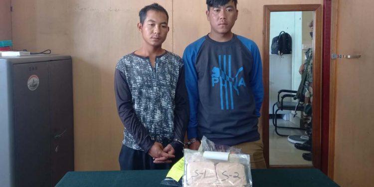 heroin in Mizoram