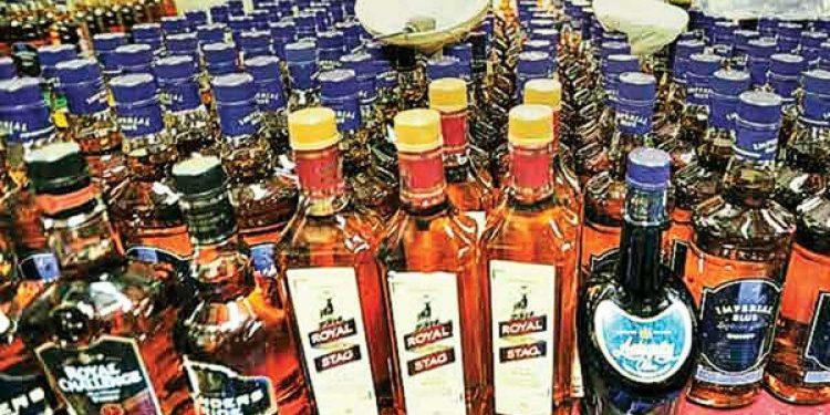 illegal liquor
