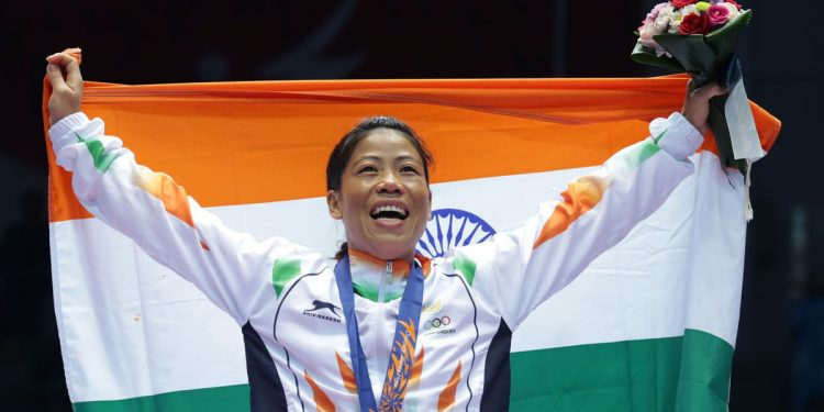 Tokyo Olympics: Mary Kom, Manpreet Singh to be India's flag bearers at opening ceremony 1