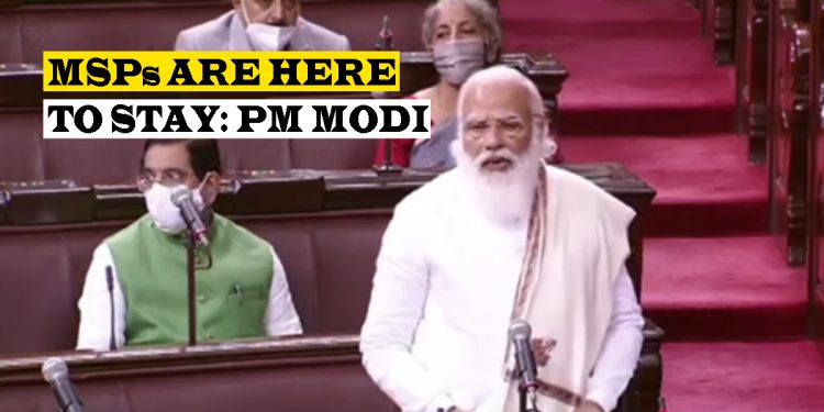 Farm laws must be given a chance, Government open for talks: PM Narendra Modi in Rajya Sabha 1