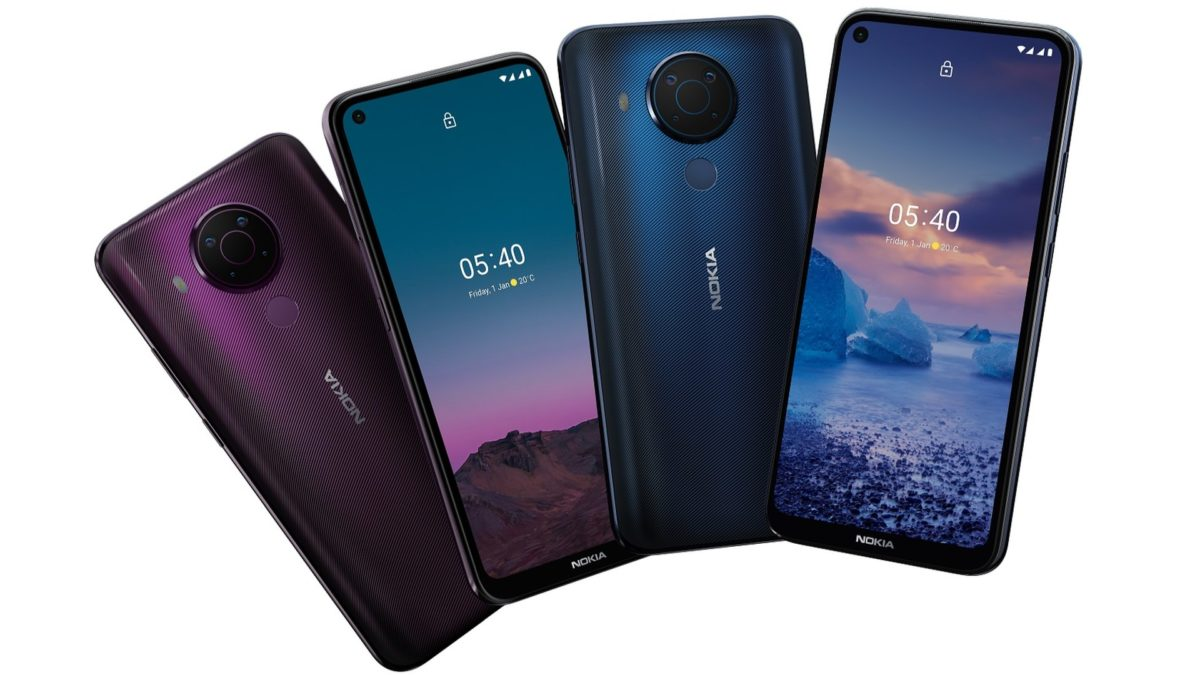 Nokia 5.4 to be launched in India soon - Northeast Now