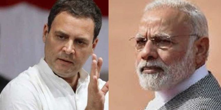 Rahul Gandhi slams Modi over Chinese incursions in Ladakh and Uttarakhand 1
