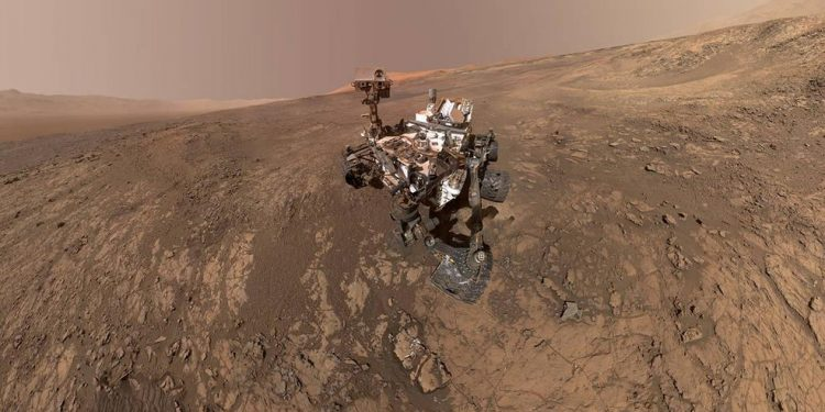 NASA rover sends first colour images of Mars, a selfie as well 1