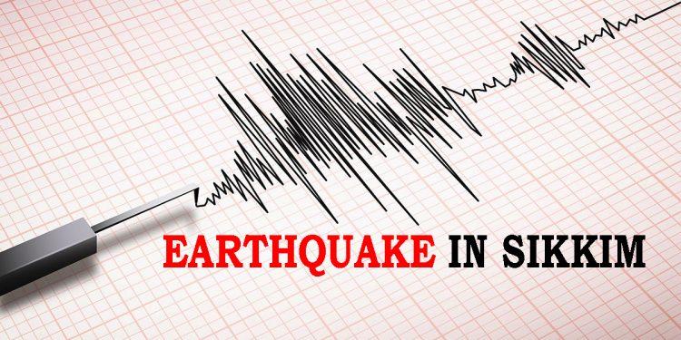 4.3 magnitude earthquake jolts Sikkim 1